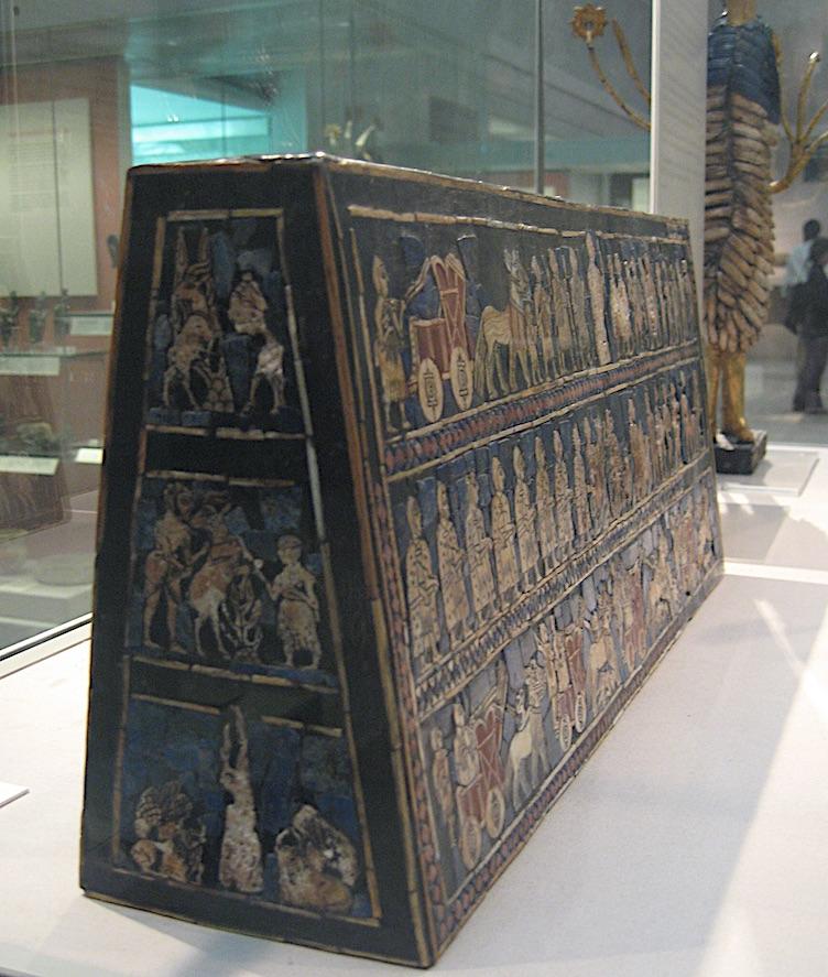 ウルのスタンダード 大英博物館