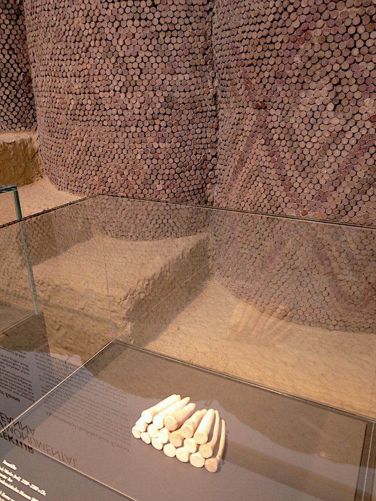 モザイクの歴史 メソポタミア