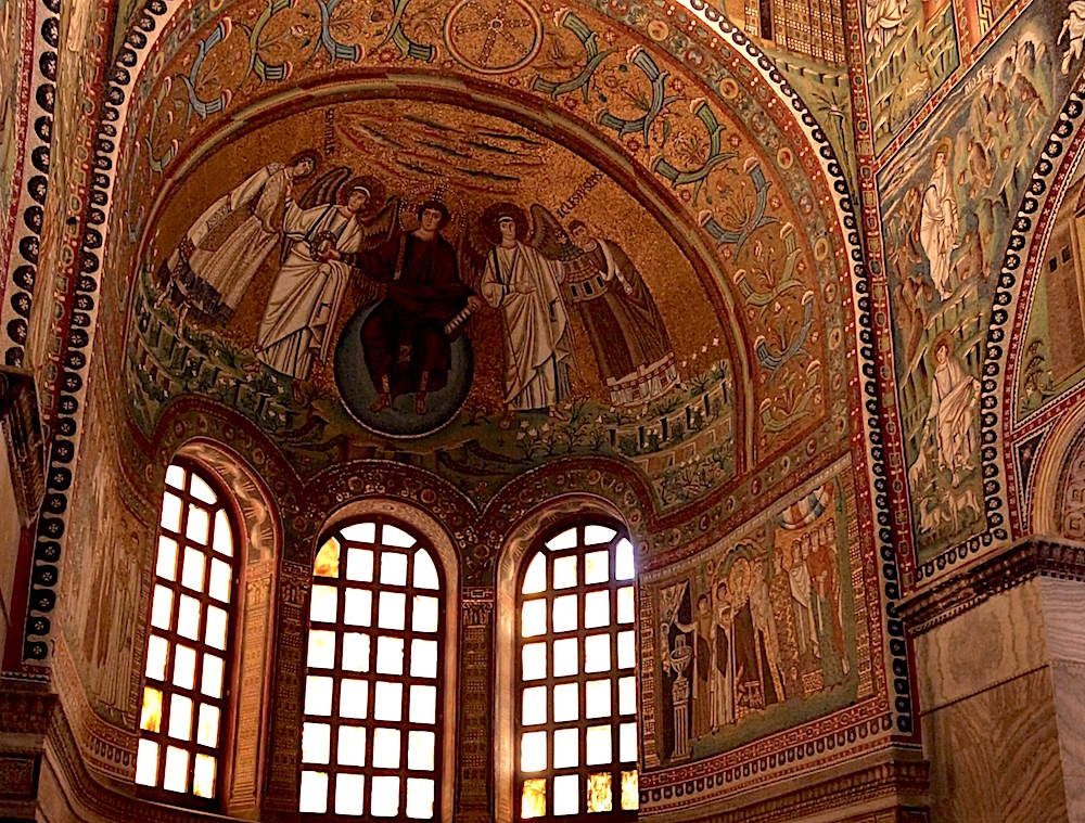 サン・ヴィターレ寺院 ラヴェンナ