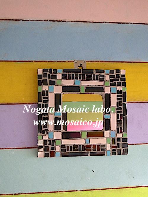 タイルモザイク教室