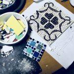 モザイクアート教室 トライアルコース