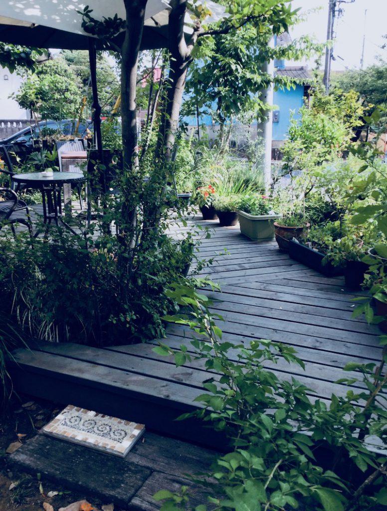 繭蔵ガーデン