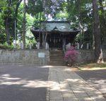 堀ノ内熊野神社へお導き